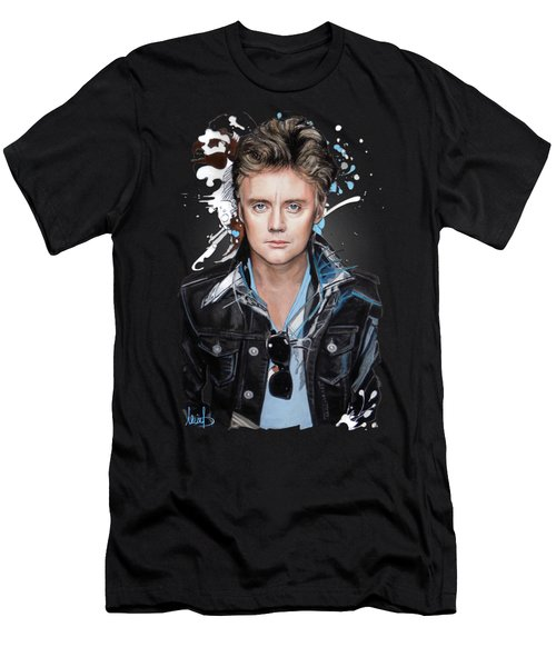 Roger Taylor Men's T-Shirt (Athletic Fit)