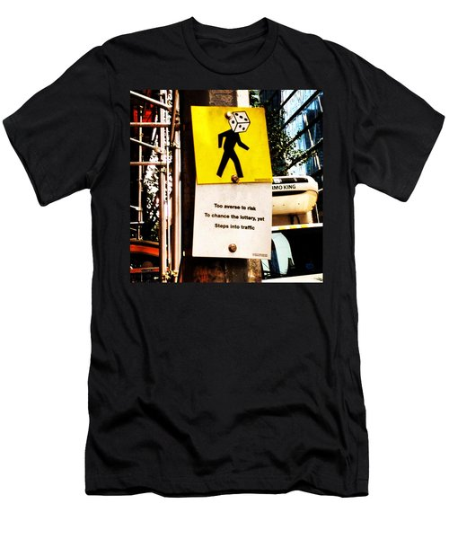 Roll Of The Dice Men's T-Shirt (Athletic Fit)