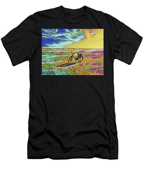 Rollin' Away Men's T-Shirt (Athletic Fit)