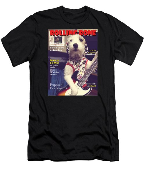 Rolling Bone Magazine Men's T-Shirt (Athletic Fit)