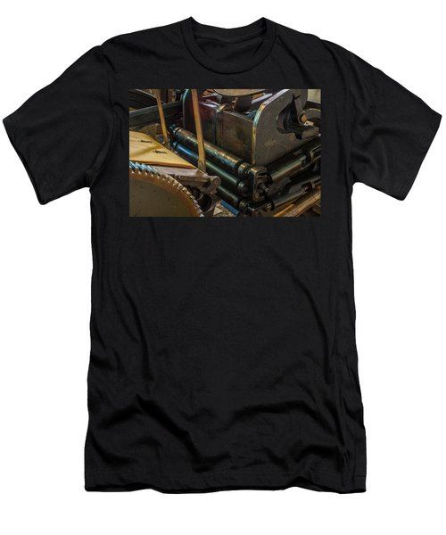Rolling In Ink Men's T-Shirt (Athletic Fit)
