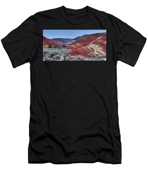 Rolling Red Men's T-Shirt (Athletic Fit)