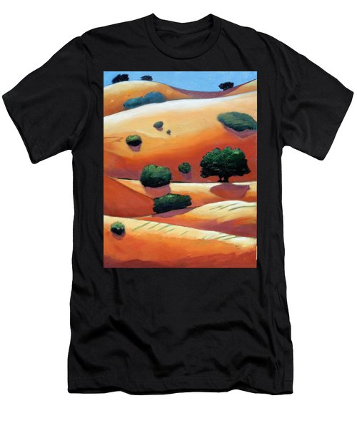 Rolling Trip Panel IIi Men's T-Shirt (Athletic Fit)
