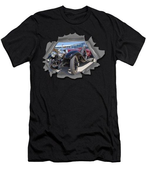 Rolls Out  T Shirt Men's T-Shirt (Athletic Fit)