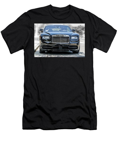 Rolls - Royce Wraith Coupe 2016 Men's T-Shirt (Athletic Fit)
