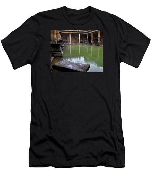 Roman Bath Men's T-Shirt (Athletic Fit)