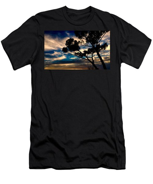 Roman Sunset Men's T-Shirt (Athletic Fit)