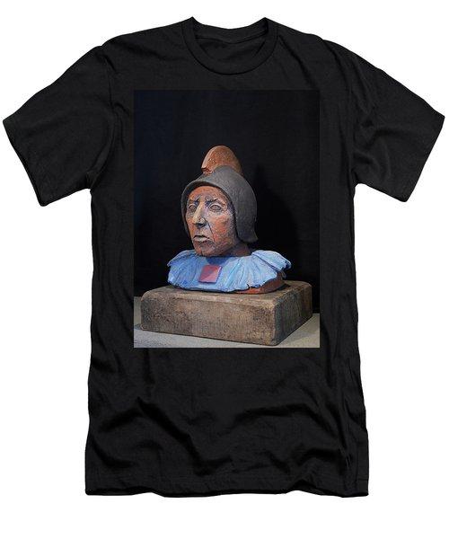Roman Warrior Roemer - Roemer Nettersheim Eifel - Military Of Ancient Rome - Bust - Romeinen Men's T-Shirt (Athletic Fit)