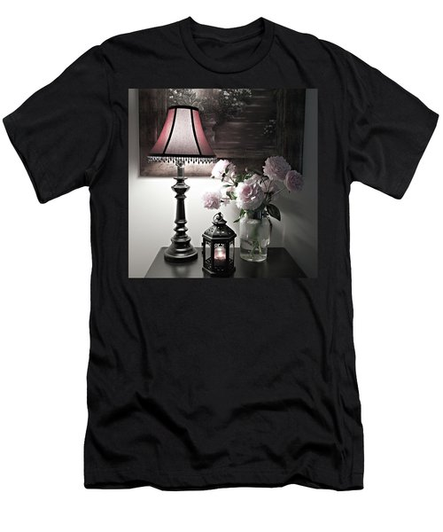 Romantic Nights Men's T-Shirt (Athletic Fit)