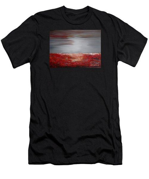 Romantic Sea Men's T-Shirt (Athletic Fit)