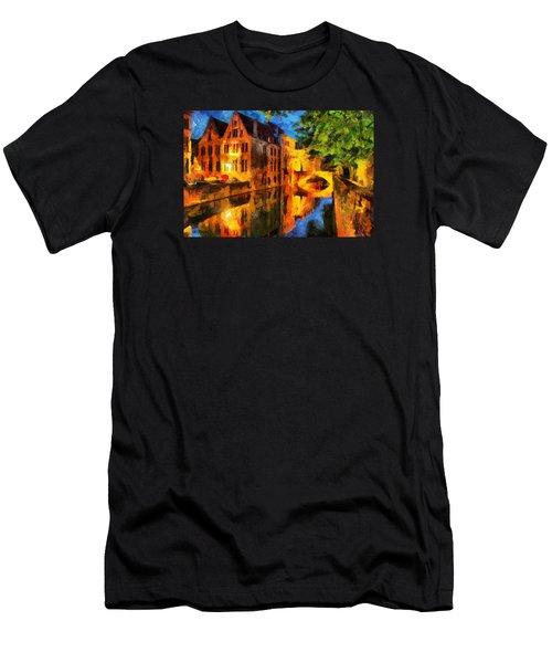 Romantique Men's T-Shirt (Athletic Fit)