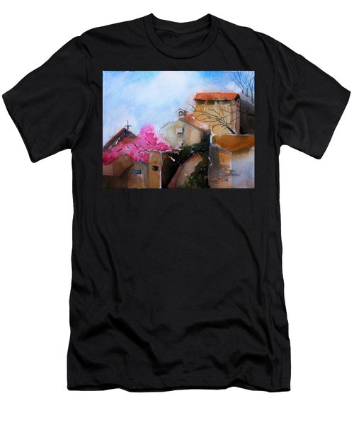 Rome By Palantine Hill Men's T-Shirt (Athletic Fit)