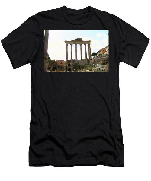 Rome The Eternal City Men's T-Shirt (Athletic Fit)