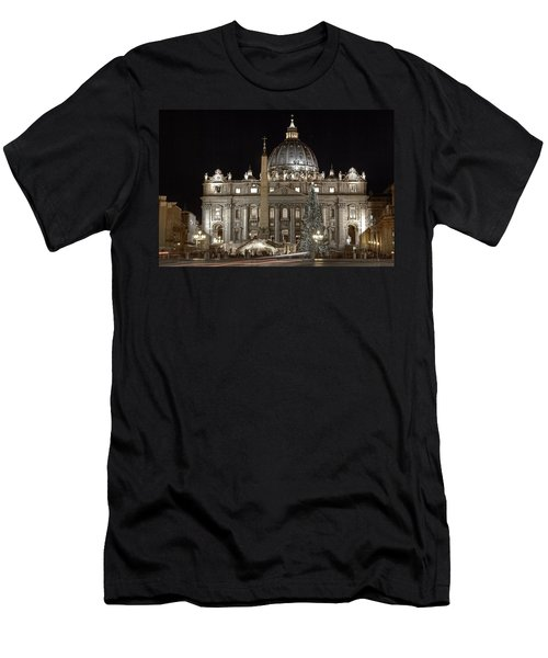 Rome Vatican Men's T-Shirt (Athletic Fit)