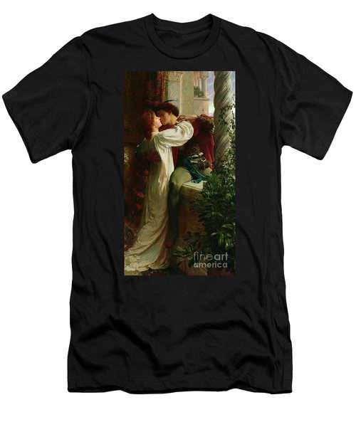 Romeo And Juliet Men's T-Shirt (Athletic Fit)