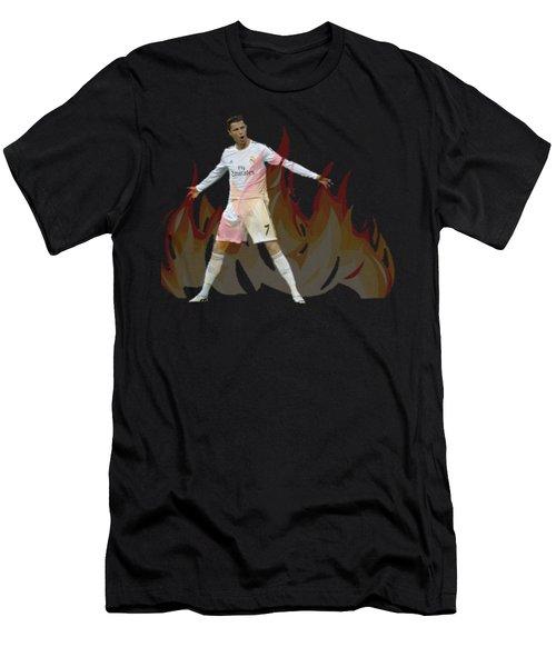 Ronaldo Men's T-Shirt (Athletic Fit)