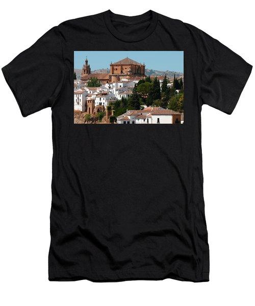 Ronda. Andalusia. Spain Men's T-Shirt (Athletic Fit)