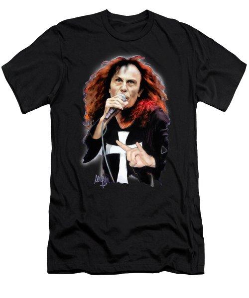 Ronnie James Dio Men's T-Shirt (Athletic Fit)