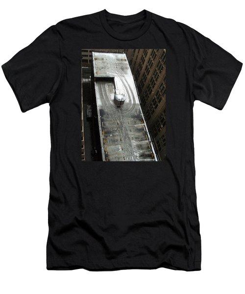 Roof Access Men's T-Shirt (Athletic Fit)