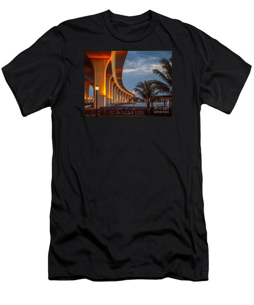 Roosevelt At First Light Men's T-Shirt (Athletic Fit)