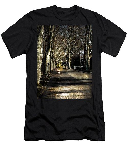 Roosevelt Avenue II Men's T-Shirt (Athletic Fit)