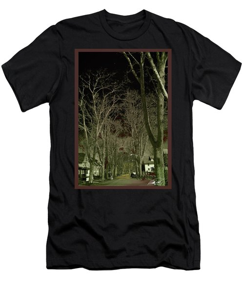Roosevelt Avenue I Men's T-Shirt (Athletic Fit)