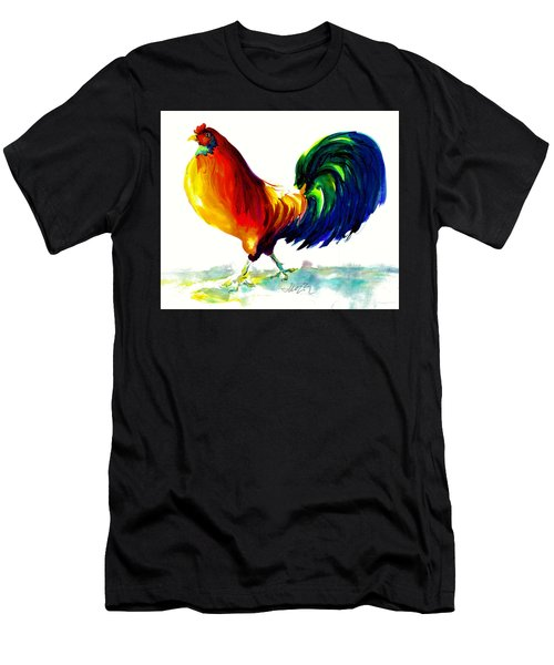 Rooster - Big Napoleon Men's T-Shirt (Athletic Fit)