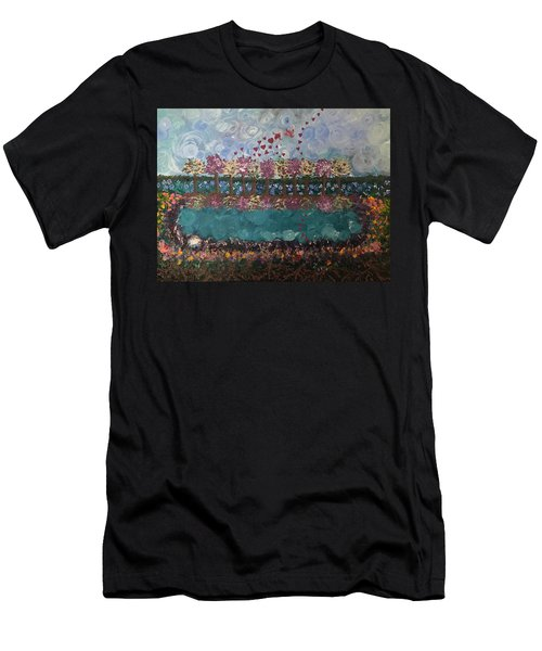 Roots And Wings Men's T-Shirt (Athletic Fit)