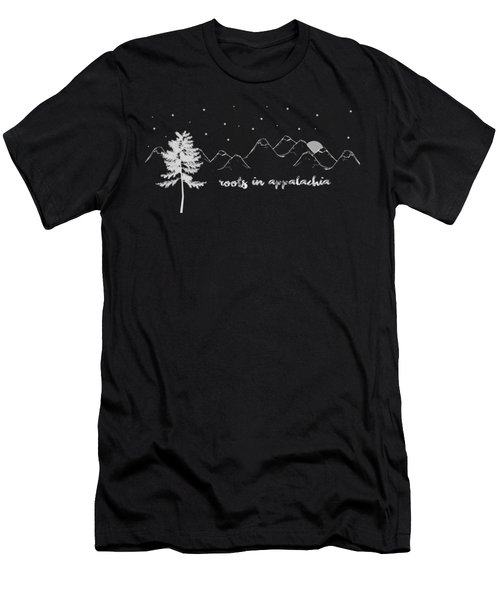 Roots In Appalachia Men's T-Shirt (Athletic Fit)