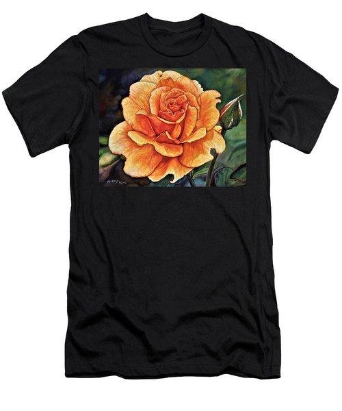 Rose 4_2017 Men's T-Shirt (Athletic Fit)