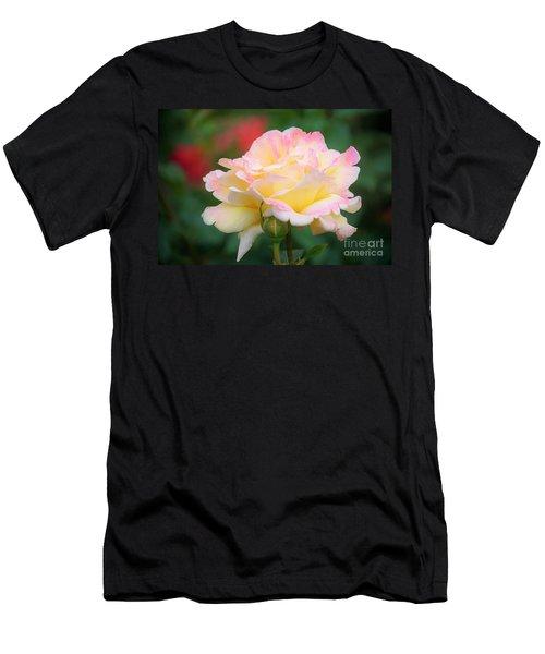 Rose Beauty Men's T-Shirt (Athletic Fit)