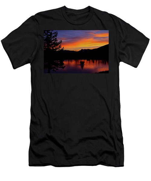 Rose Canyon Morning Men's T-Shirt (Athletic Fit)