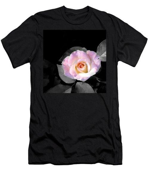 Rose Emergance Men's T-Shirt (Athletic Fit)