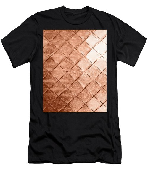 Rose Gold Crush Men's T-Shirt (Athletic Fit)