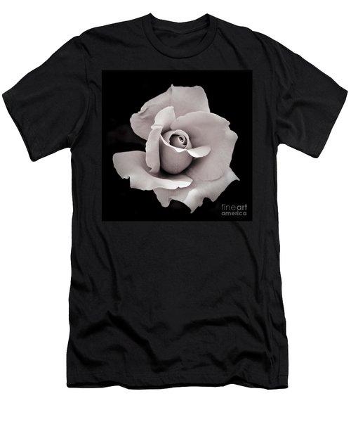 Rose Men's T-Shirt (Slim Fit) by Hitendra SINKAR