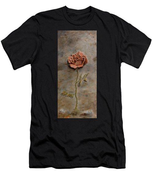 Rose Of Regeneration Men's T-Shirt (Athletic Fit)
