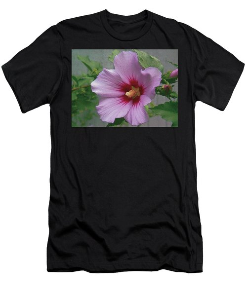 Rose Of Sharon Men's T-Shirt (Athletic Fit)