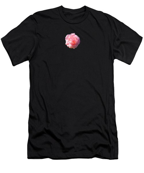 Rose Rose Men's T-Shirt (Athletic Fit)