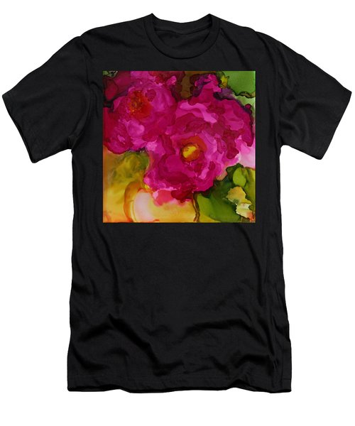 Rose To The Occation Men's T-Shirt (Athletic Fit)