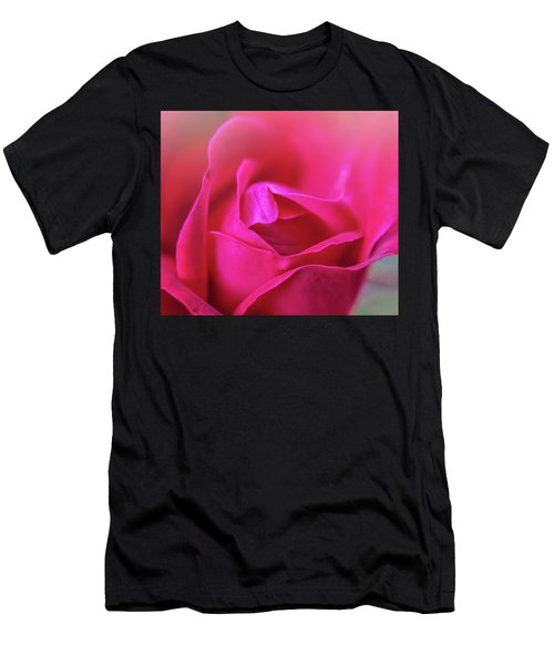 Rosebud Madness Men's T-Shirt (Athletic Fit)