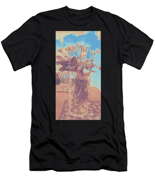 Roses #13 Men's T-Shirt (Athletic Fit)