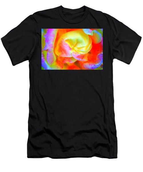 Roses 3 Men's T-Shirt (Athletic Fit)