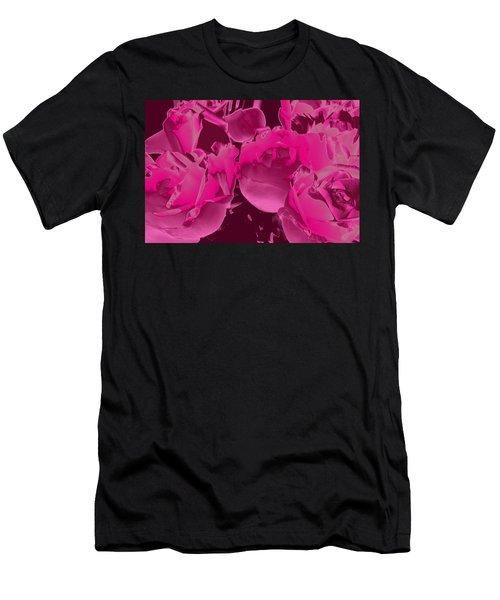 Roses #5 Men's T-Shirt (Athletic Fit)