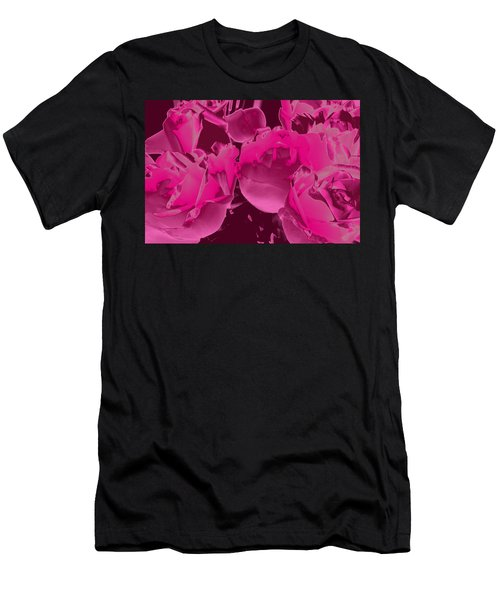 Roses #5 Men's T-Shirt (Athletic Fit)
