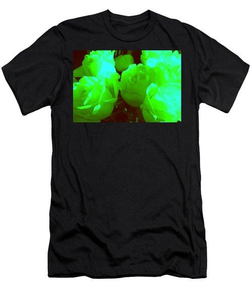 Roses #8 Men's T-Shirt (Athletic Fit)