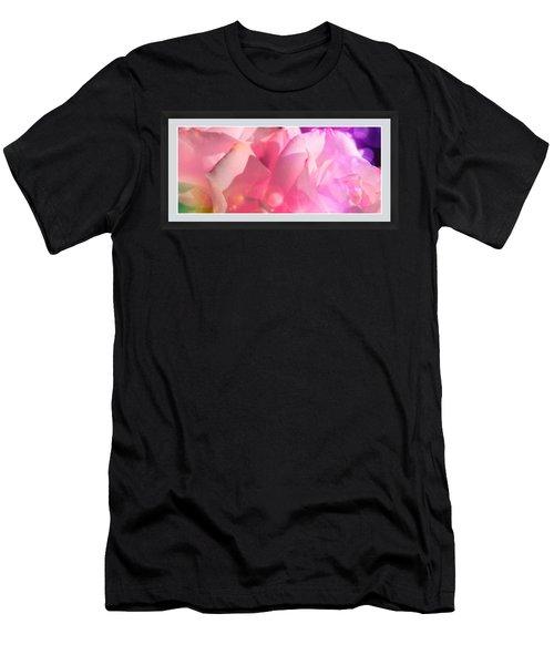 Roses #9 Men's T-Shirt (Athletic Fit)
