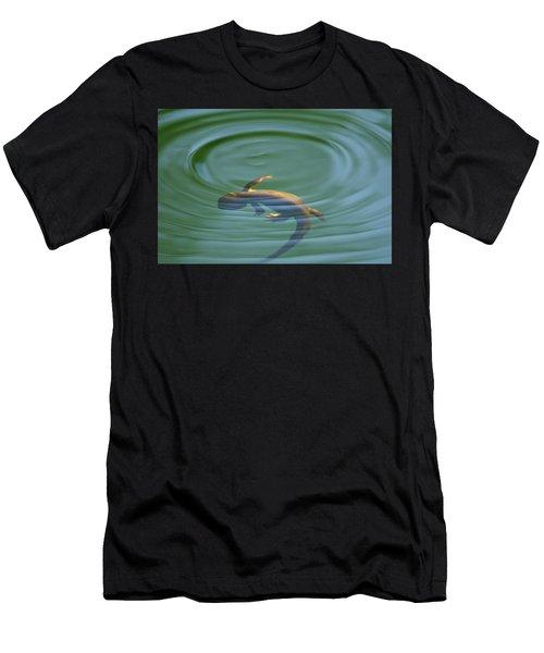 Rough Skinned Newt Men's T-Shirt (Athletic Fit)