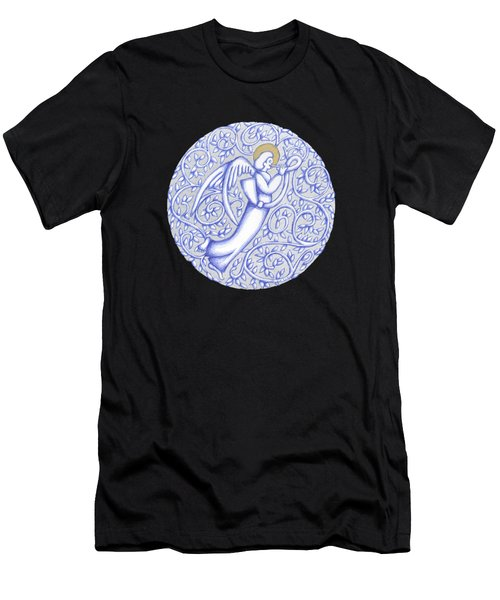 Round Angel 2018 Men's T-Shirt (Athletic Fit)
