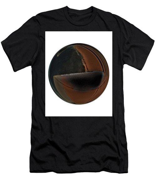 Round Men's T-Shirt (Athletic Fit)