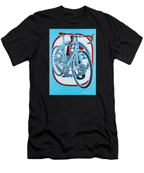 Rourke Bicycle Men's T-Shirt (Athletic Fit)